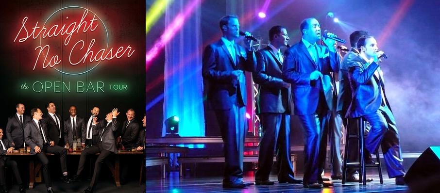 Straight No Chaser at Curtis Phillips Center For The Performing Arts