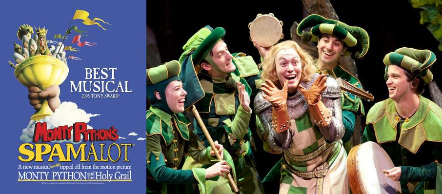 Monty Python's Spamalot at Curtis Phillips Center For The Performing Arts