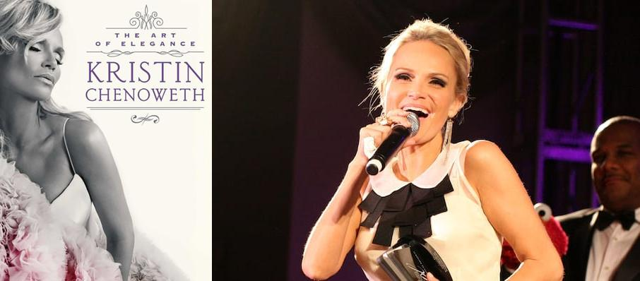Kristin Chenoweth at Curtis Phillips Center For The Performing Arts
