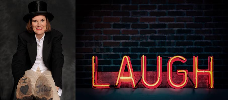 Paula Poundstone at Curtis Phillips Center For The Performing Arts