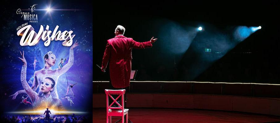 Cirque Musica at Stephen C OConnell Center