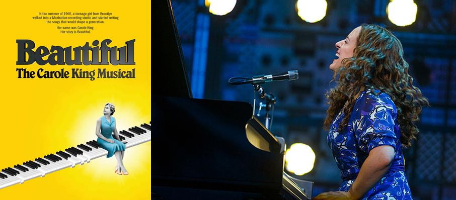 Beautiful: The Carole King Musical at Curtis Phillips Center For The Performing Arts