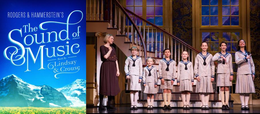 The Sound of Music at Curtis Phillips Center For The Performing Arts