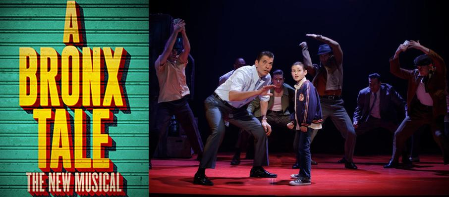 A Bronx Tale at Curtis Phillips Center For The Performing Arts