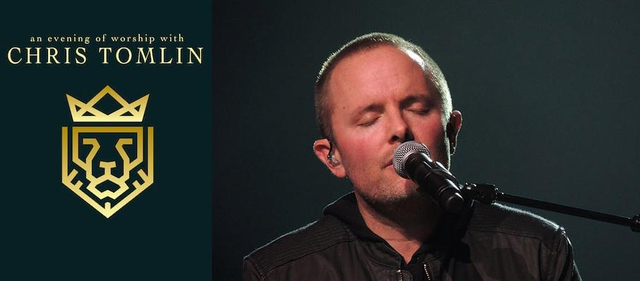 Chris Tomlin at Stephen C OConnell Center
