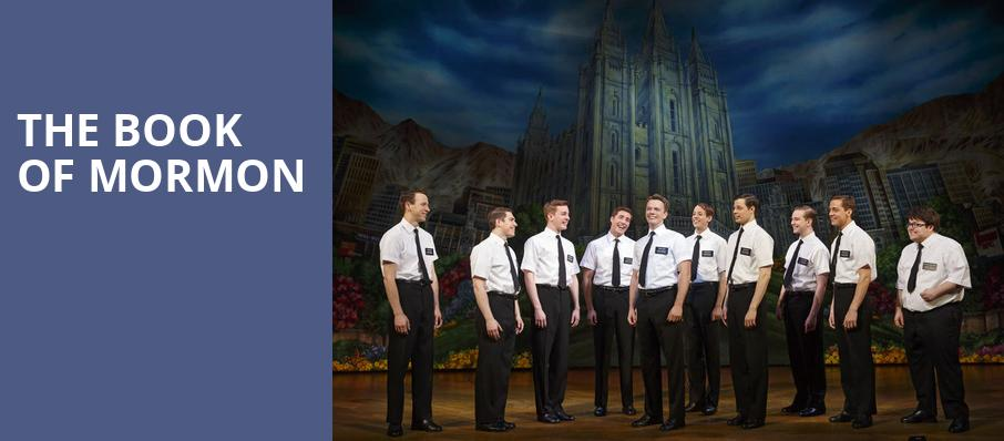 The Book of Mormon, Curtis Phillips Center For The Performing Arts, Gainesville