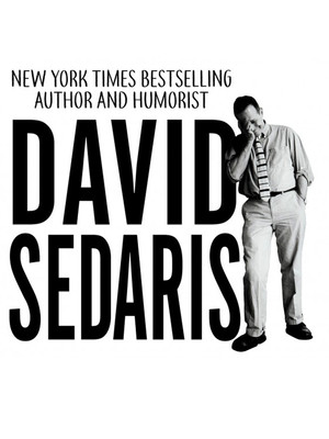 David Sedaris, Curtis Phillips Center For The Performing Arts, Gainesville