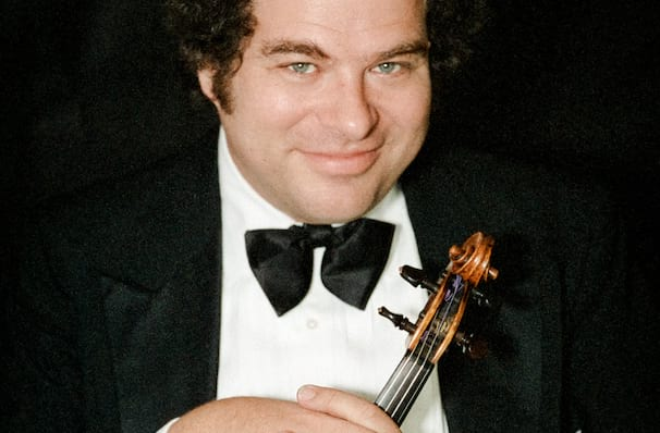 Itzhak Perlman, Curtis Phillips Center For The Performing Arts, Gainesville