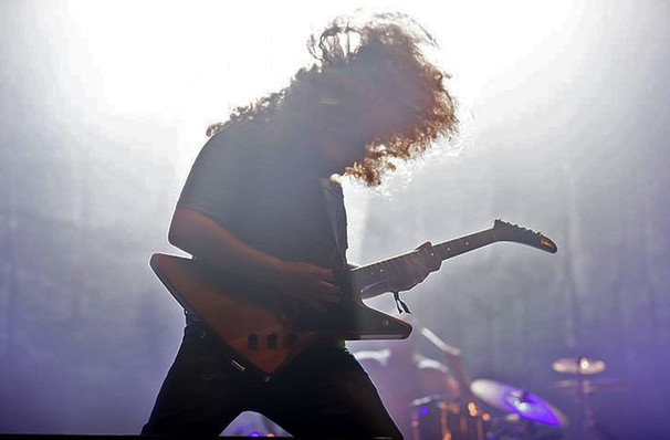 Coheed and Cambria, Florida Theatre Gainesville, Gainesville