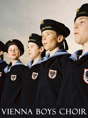 Vienna Boys Choir, Curtis Phillips Center For The Performing Arts, Gainesville
