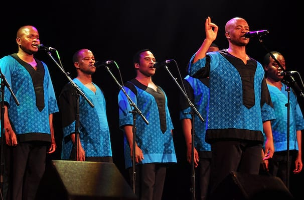 Ladysmith Black Mambazo, Curtis Phillips Center For The Performing Arts, Gainesville