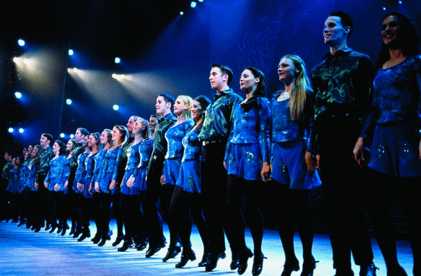 Riverdance, Curtis Phillips Center For The Performing Arts, Gainesville